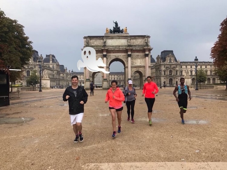 Spooky Tales of Paris Run