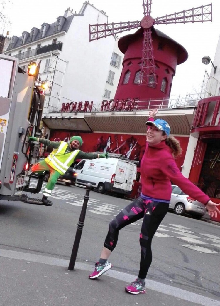 🎯 Paris en un tour : semi-marathon